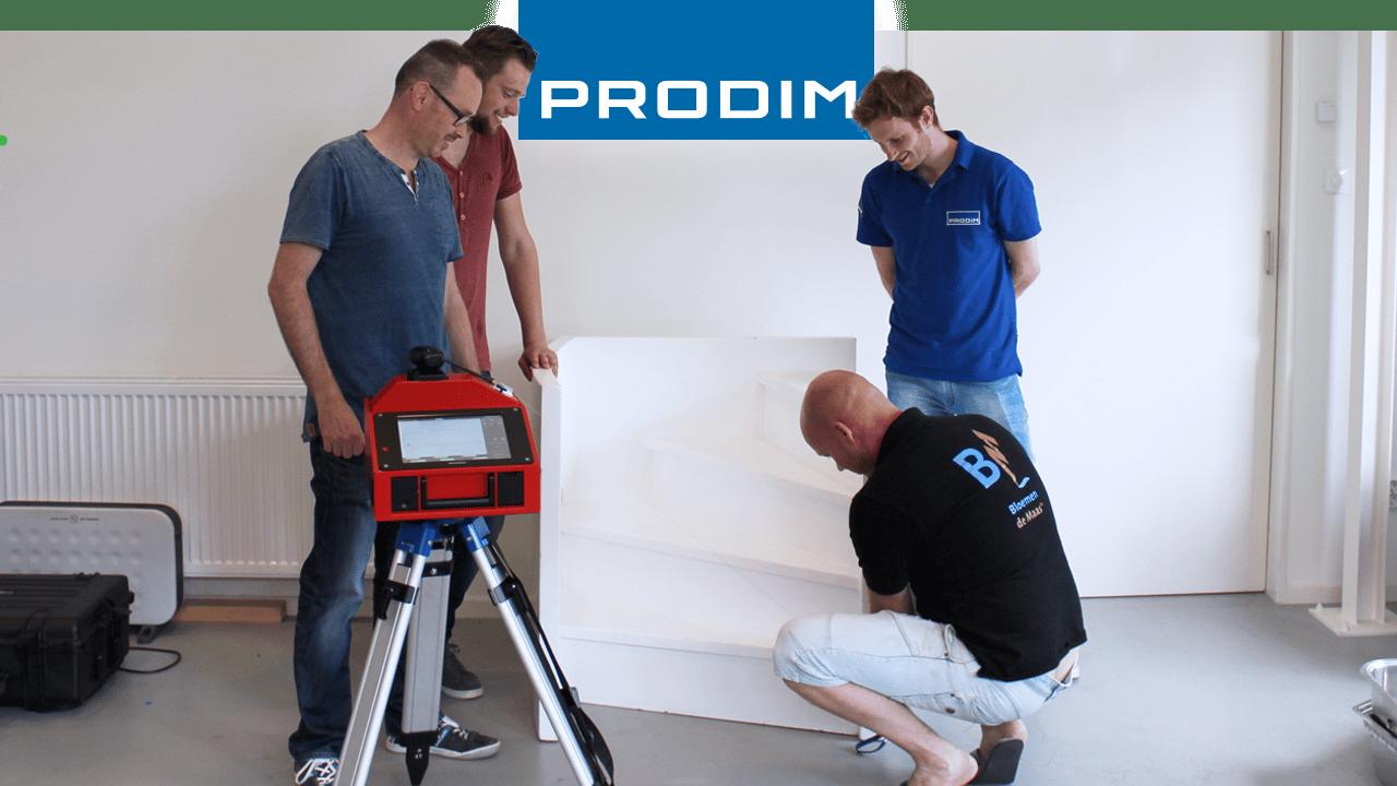 Prodim Proliner Benutzer Bloemen de Maas