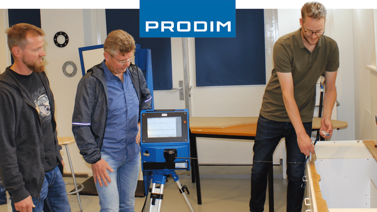 Prodim Proliner Benutzer Brudgam