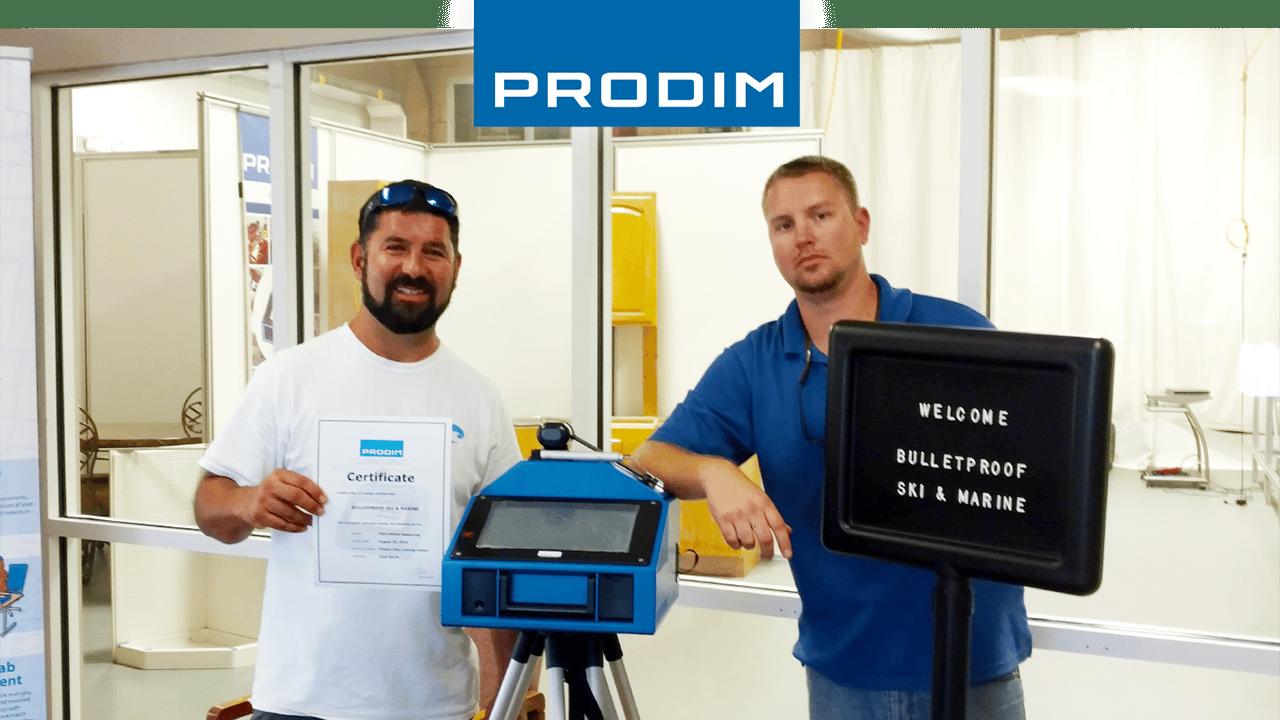 Prodim Proliner Benutzer Bulletproof Ski & Marine