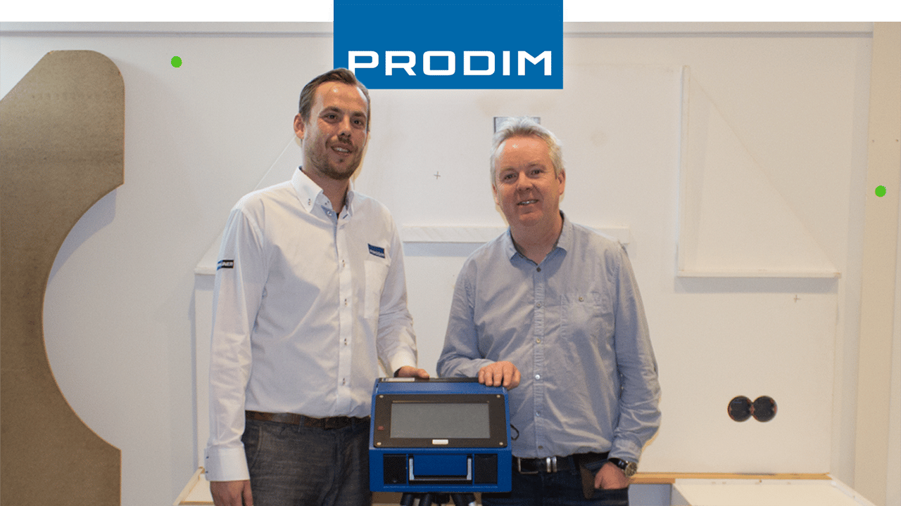 Prodim Proliner Benutzer CB Stone
