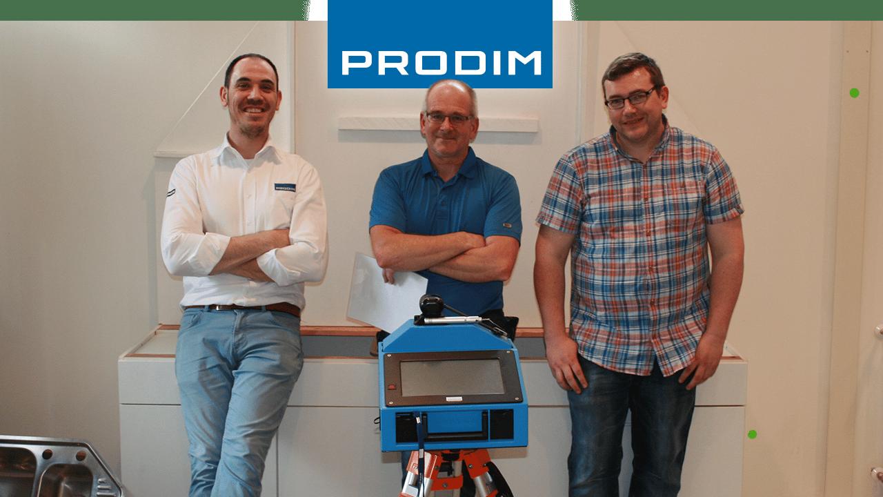 Prodim Proliner Benutzer Egan Stonework