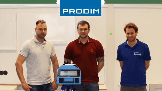 Prodim Proliner Benutzer Granite Tops