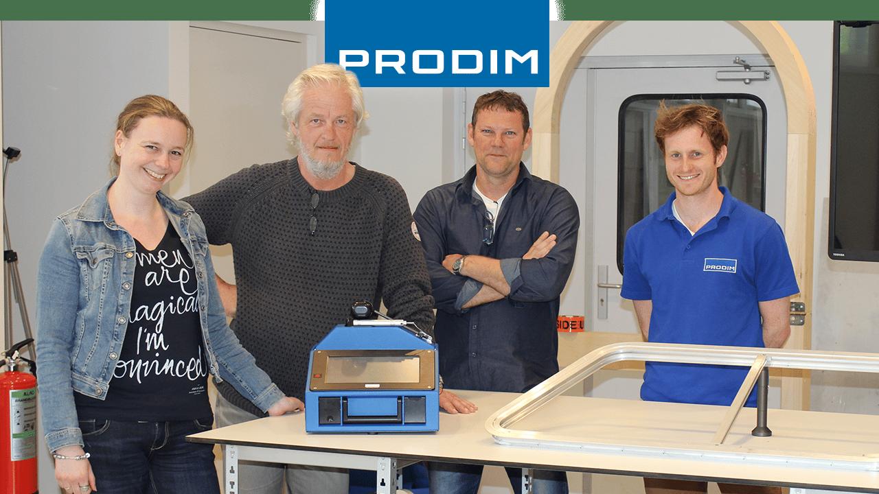 Prodim Proliner Benutzer Hora Scheepsramen