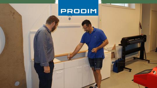 Prodim Proliner Benutzer MF Italian Marble Installations & Design