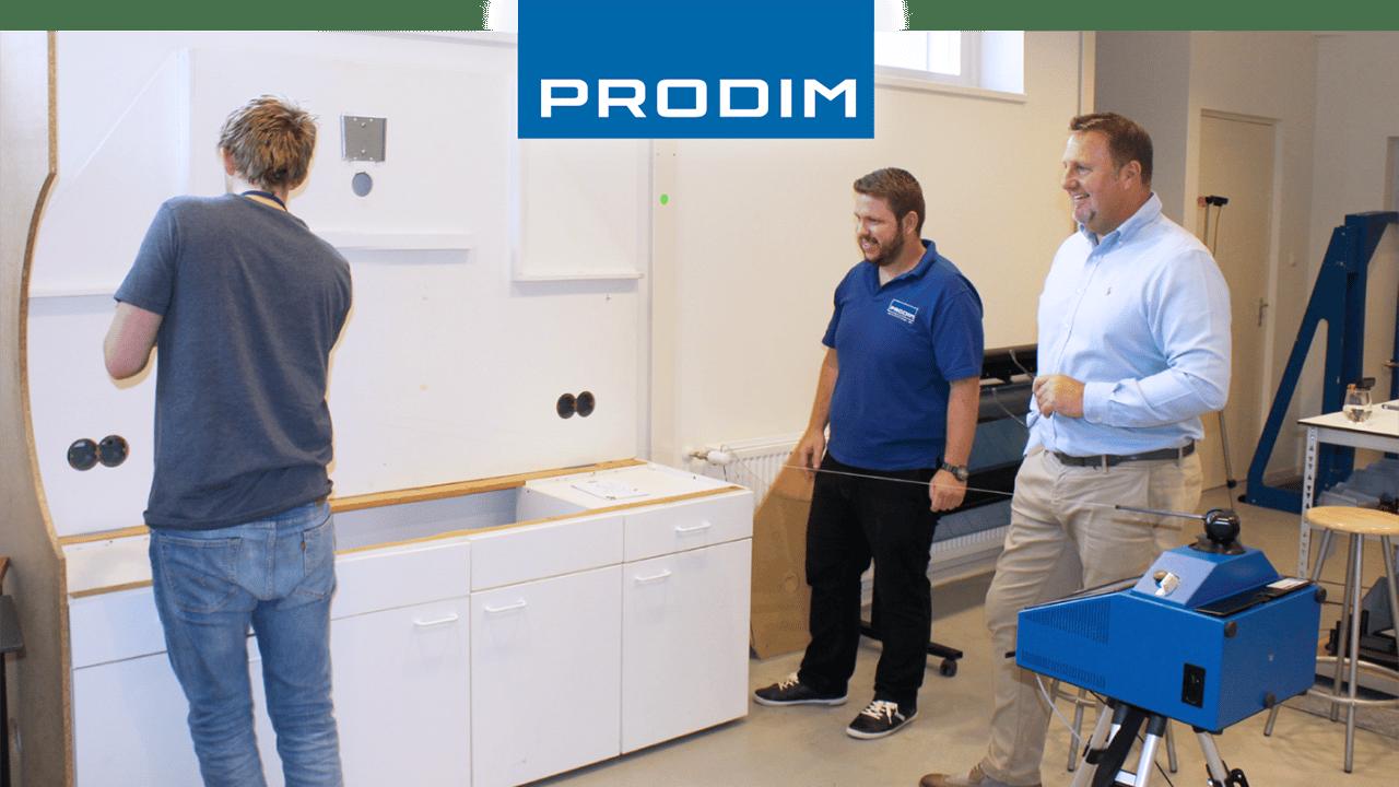 Prodim Proliner Benutzer Royston Glass