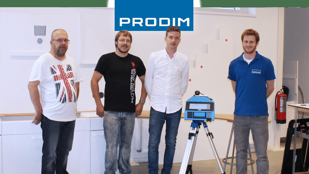 Prodim Proliner Benutzer Sigvartsen