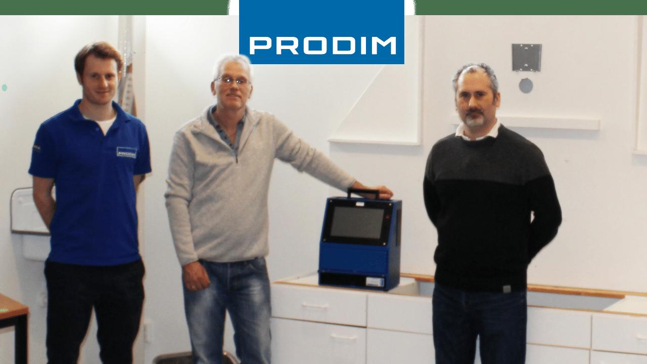 Prodim Proliner Benutzer Stonerite