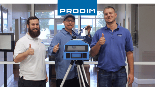 Prodim Proliner Benutzer TLC Surfaces
