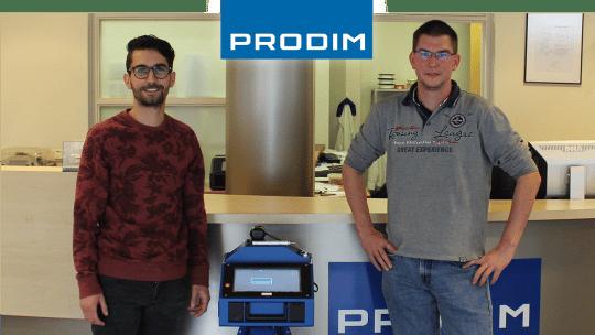 Prodim Proliner Benutzer Welgro