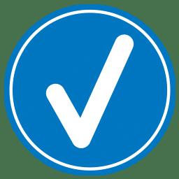 Icon - Check mark