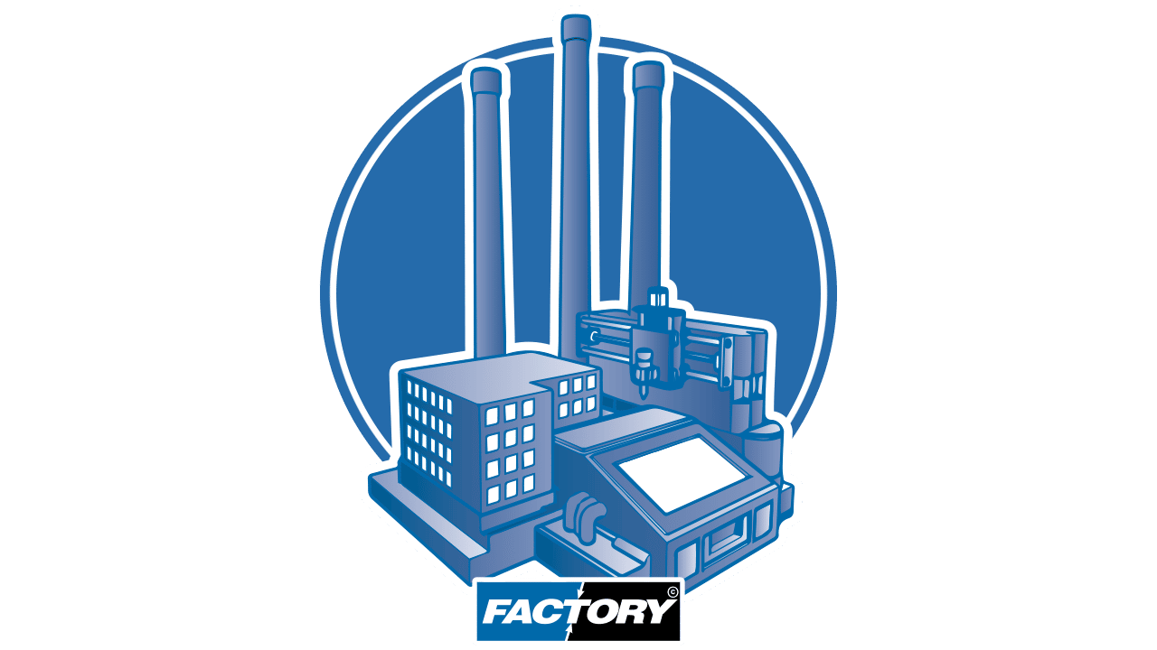 Logo - Prodim Factory Software
