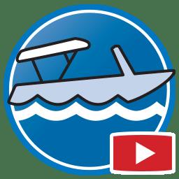 Schaltfläche, um Proliner- Videos von dass digital Erstellen von Templates für Bootsverdecke an zu sehen