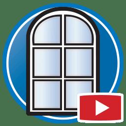 Schaltfläche zum Ansehen von Proliner-Videos vom digitalisieren von Fenstern