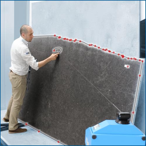 Button - Gehen Sie zu Prodim Stone Branchenlösungen
