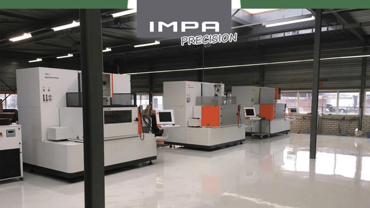 IMPA Precision - Erodiermaschinen