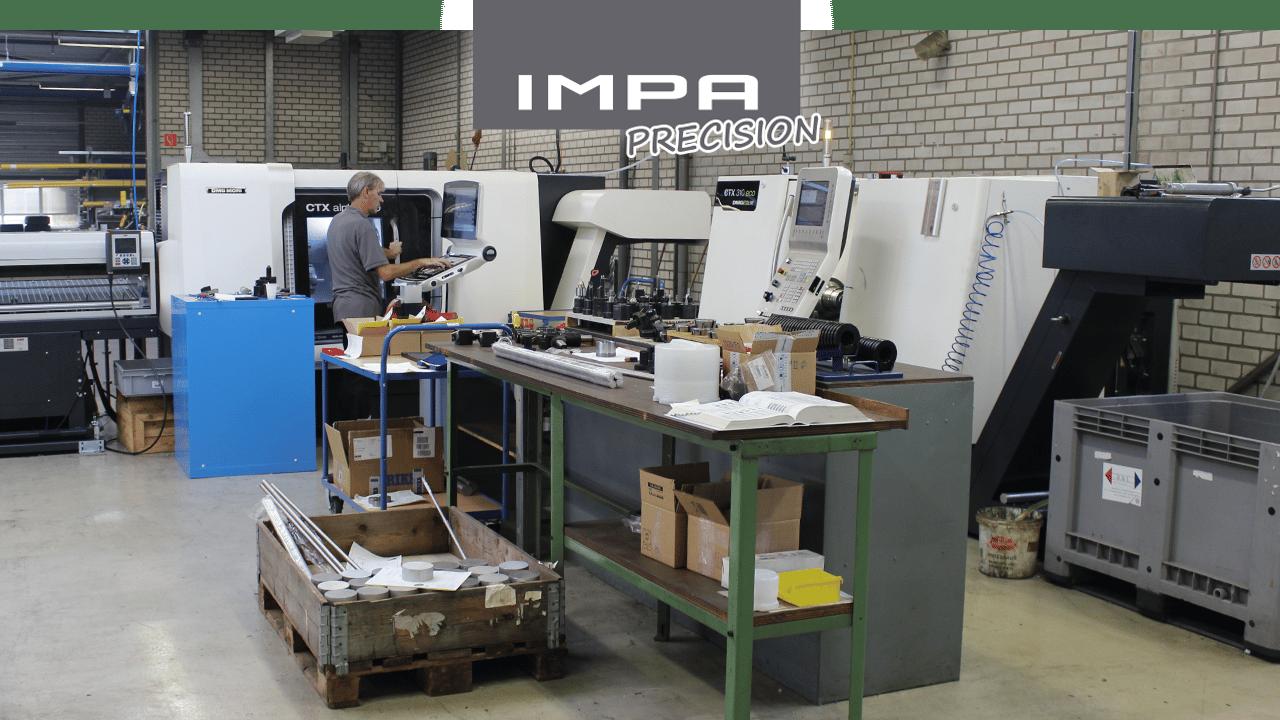 IMPA Precision Büro und Fabrik - Helmond, Niederlande