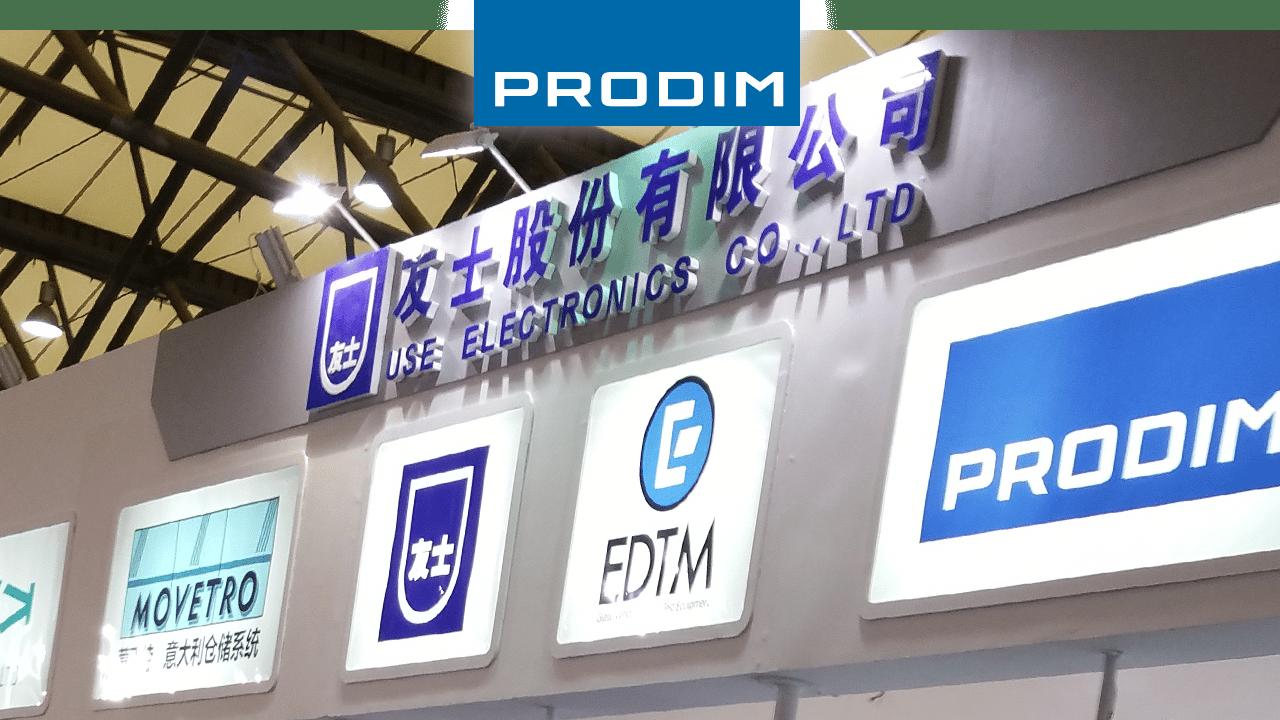 Prodim stellt auf der ganzen Welt aus - China Glass