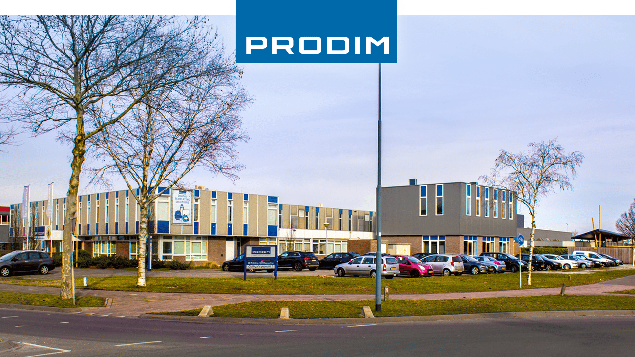 Prodim International Büro und Fabrik in Helmond, Niederlande