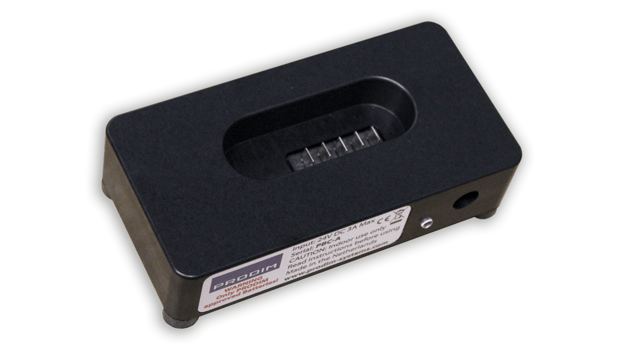 Prodim Proliner Batterieladegerät