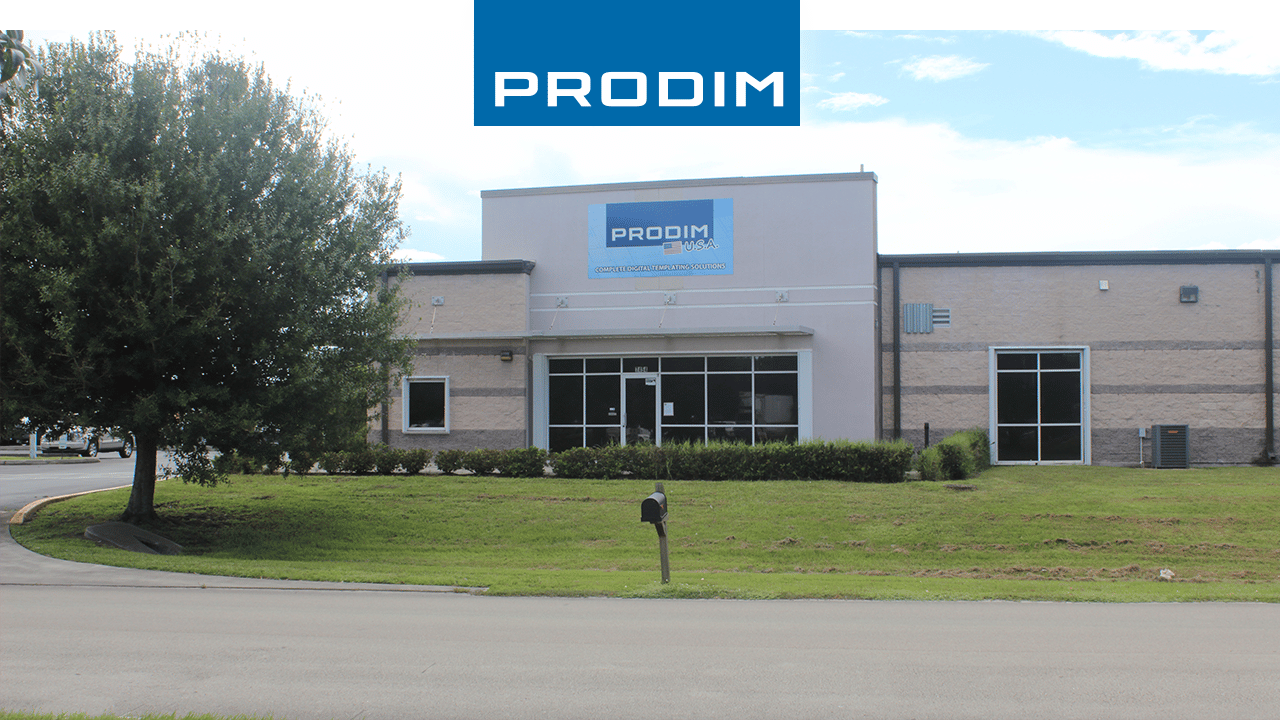 Prodim USA Büro in Fort Pierce. Florida