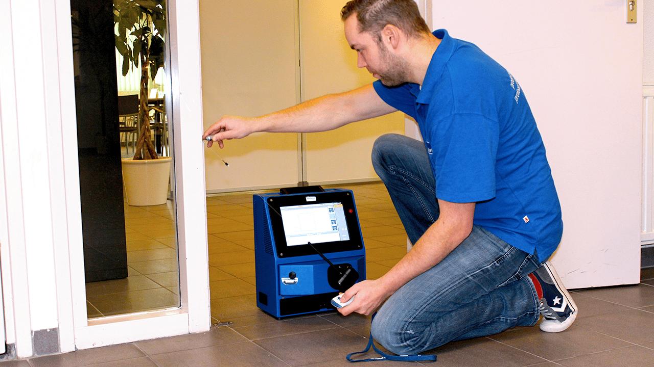 Prodim Türen und Fenster-Branche Lösungen – Messen von Türen