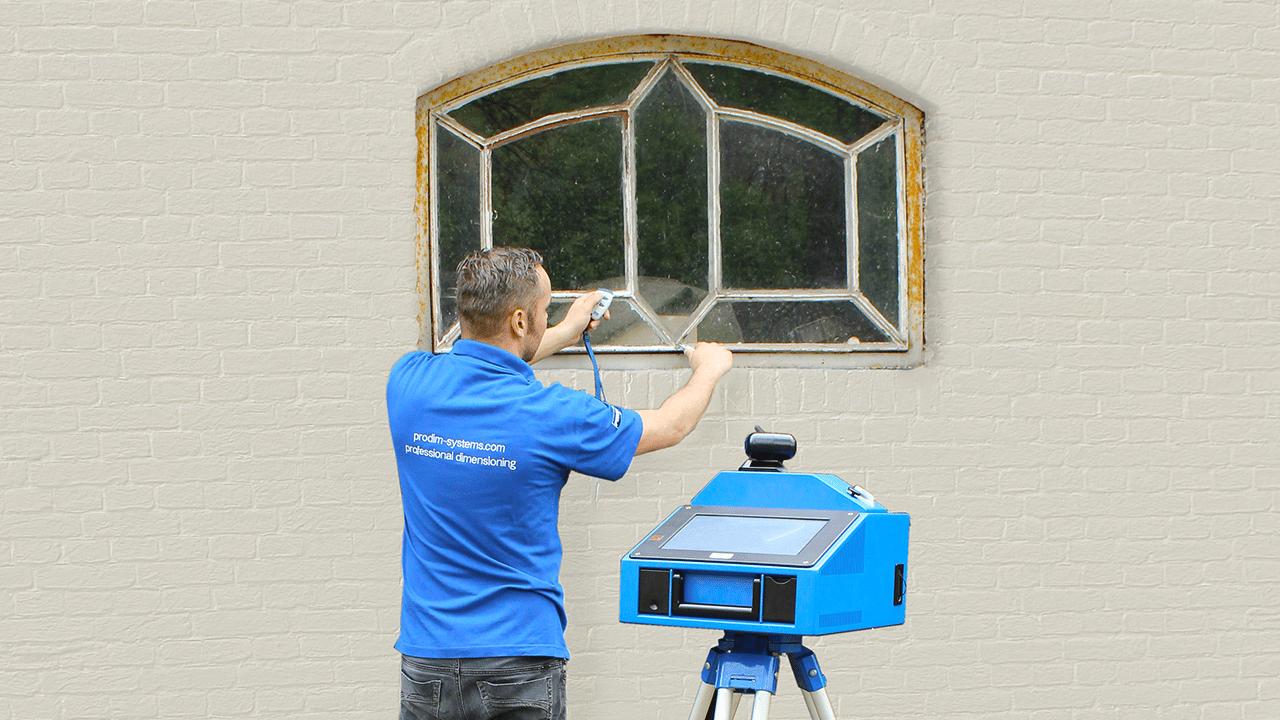Prodim Türen und Fenster-Branche Lösungen – Messen von Fenster