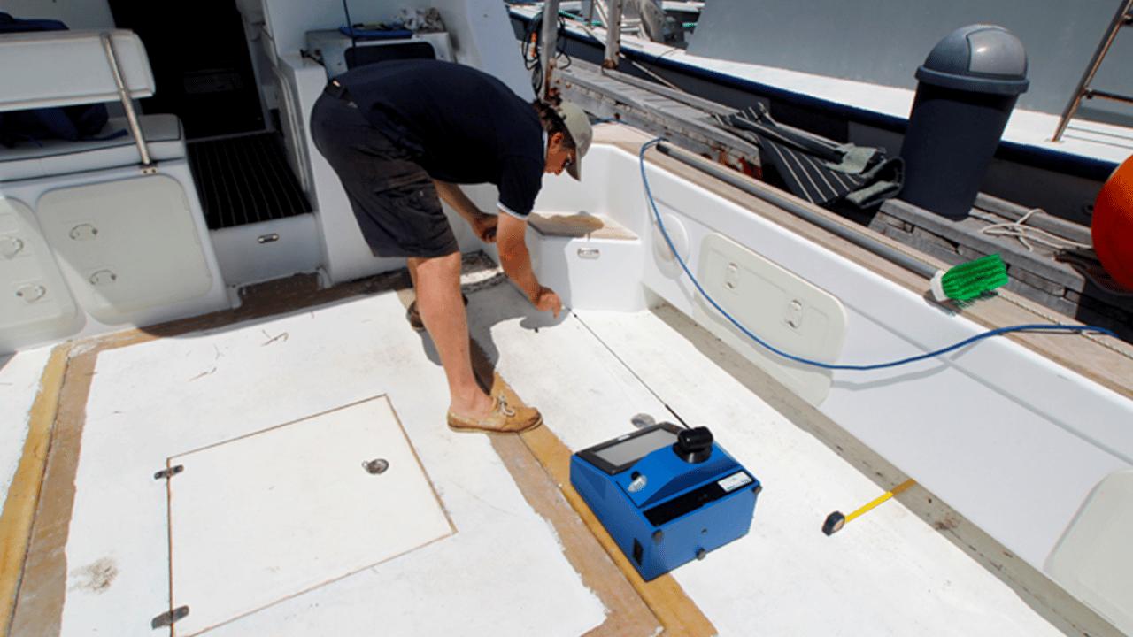 Prodim Marine- und Yacht-Branche Lösungen - Decking