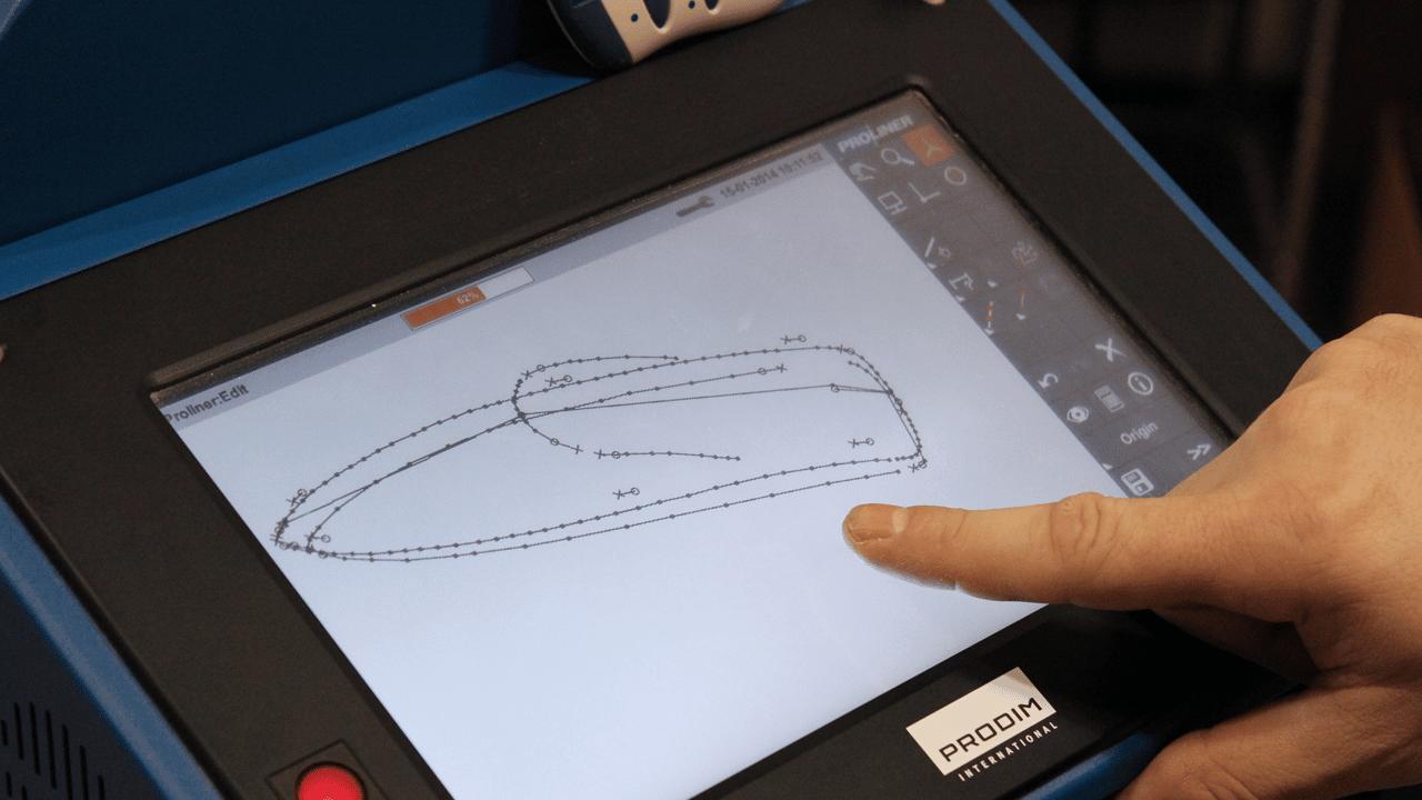 Prodim Marine- und Yacht-Branche Lösungen - Boote messen