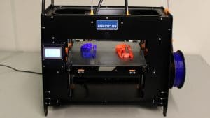Prodim Orcabot XXL Pro 2 - Double printing