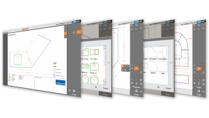 Screenshots - Prodim Proliner CT Software