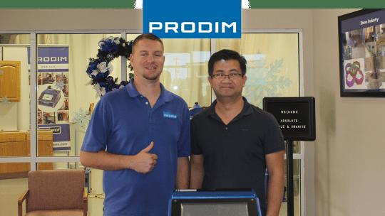 Prodim Proliner Benutzer Absolute Marble & Granite