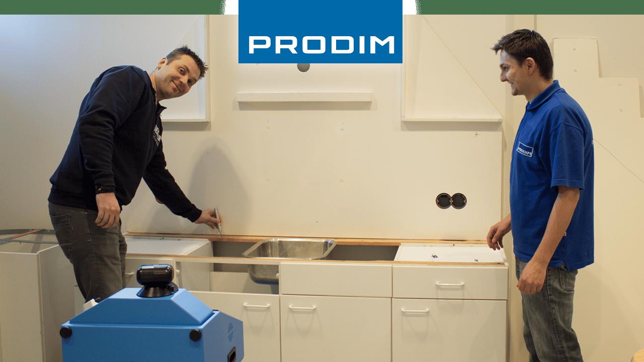 Prodim Proliner Benutzer Dekker Zevenhuizen