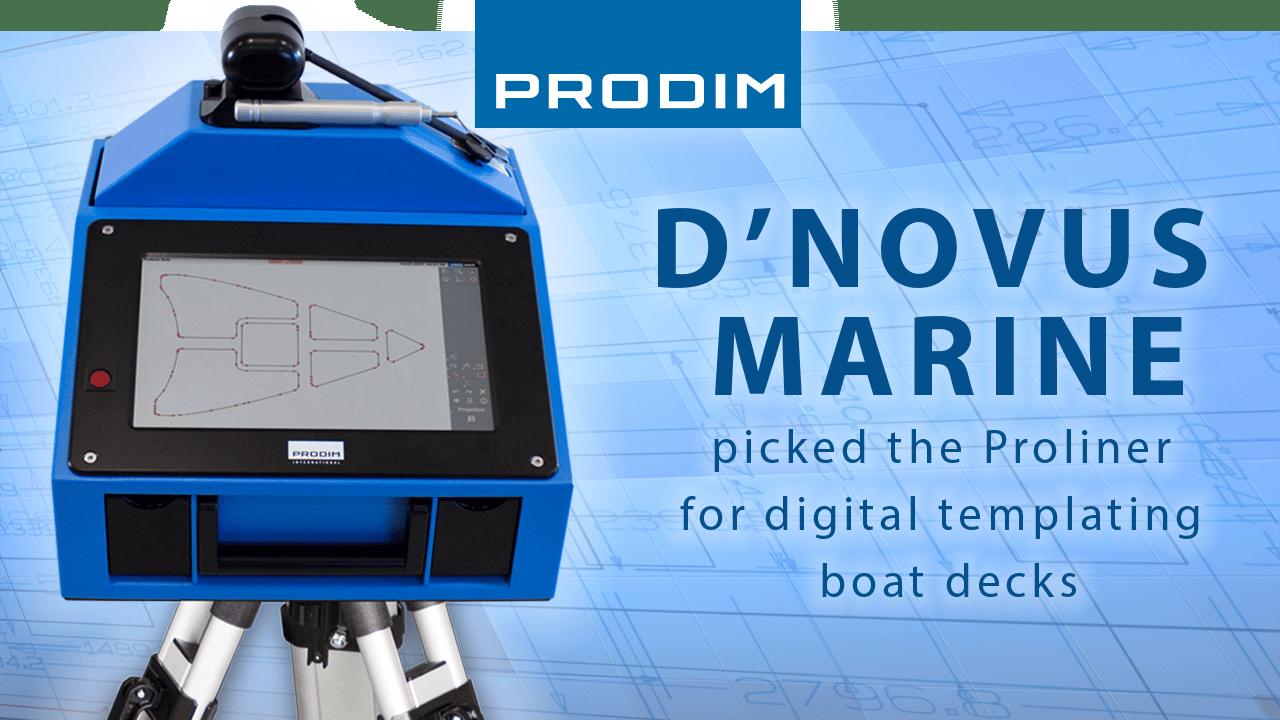 Prodim Proliner Benutzer D'novus Marine