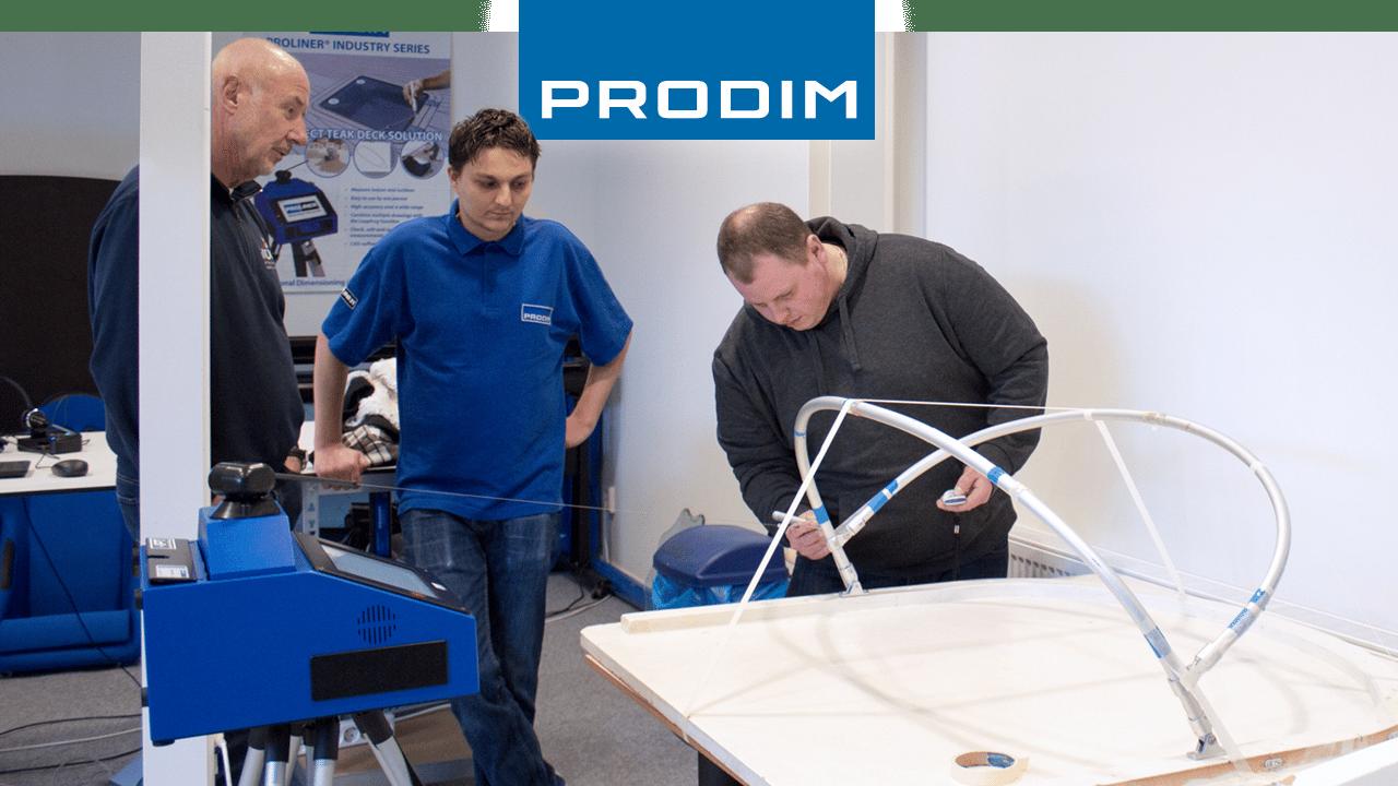 Prodim Proliner Benutzer INOXI