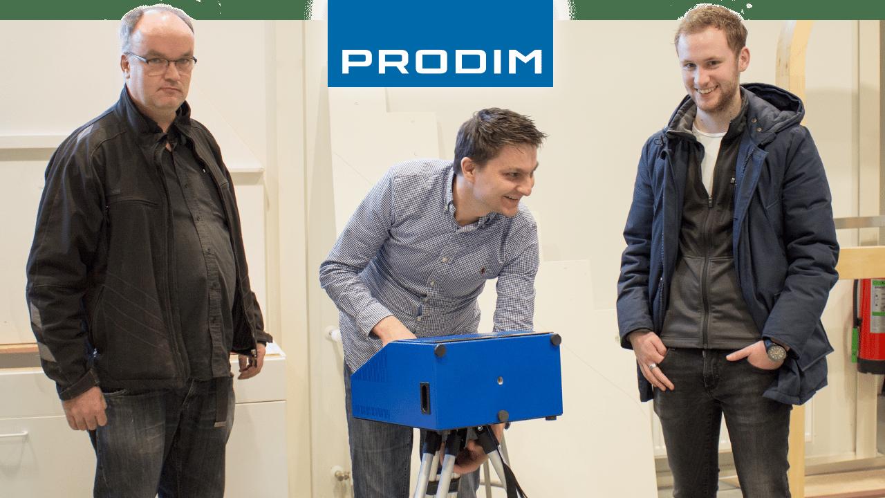 Prodim Proliner Benutzer Visser Spiegels & Glas