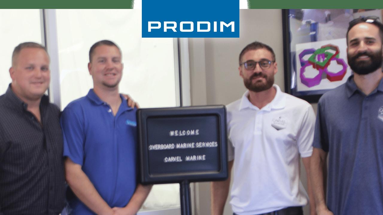 Prodim Proliner Benutzer Carvel Marine