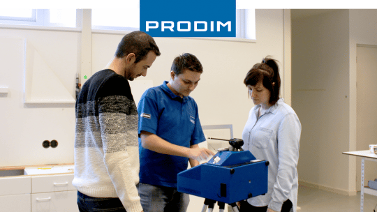 Prodim Proliner Benutzer Mega Marble & Mega Glass