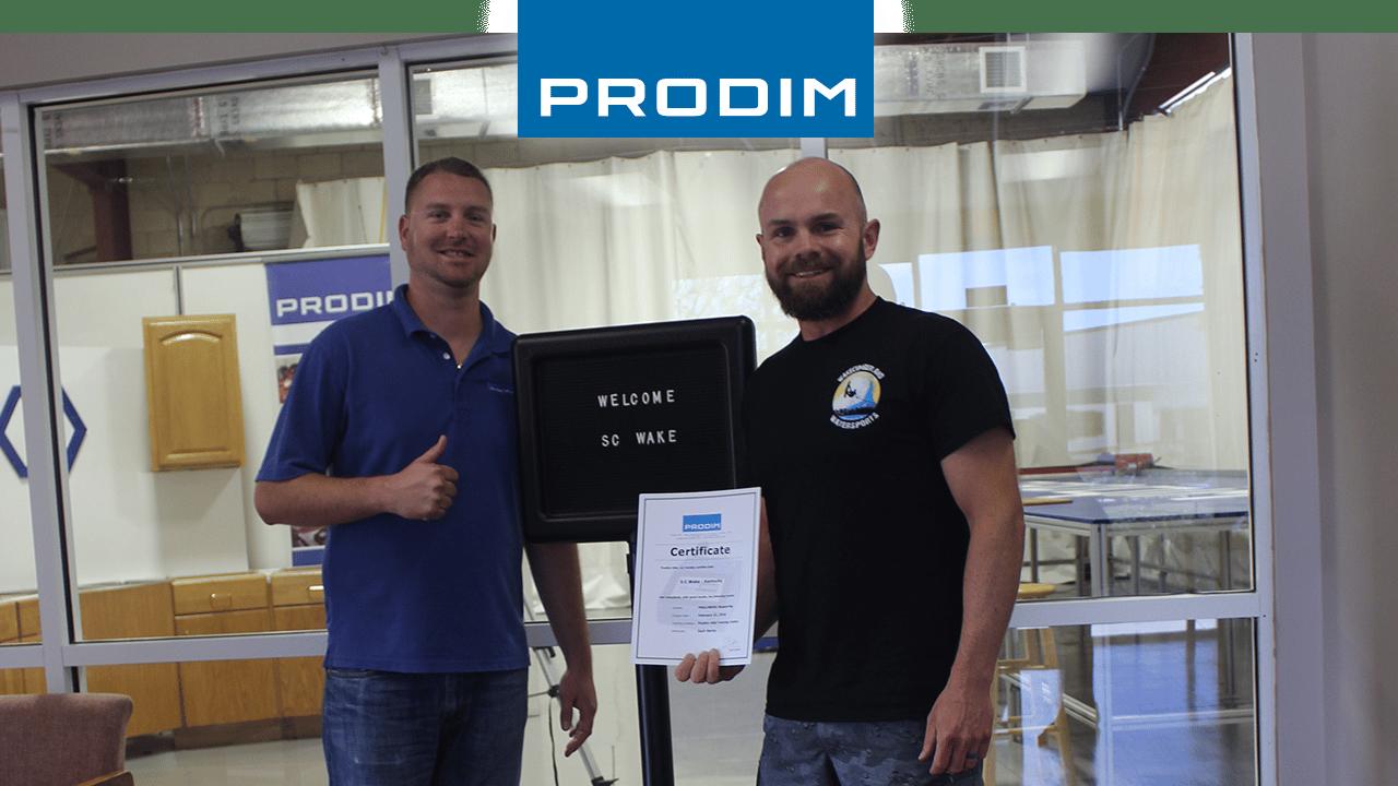 Prodim Proliner Benutzer SC Wake