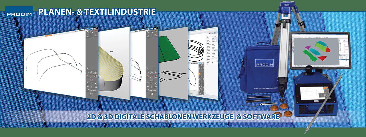 lider - Komplette Lösungen für das digitale Schablonieren für die Planen- und Textilindustrie