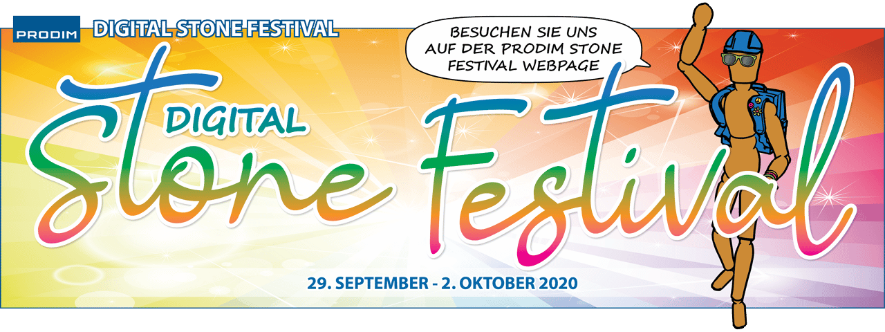Slider - Prodim Digital Stone Festival 2020