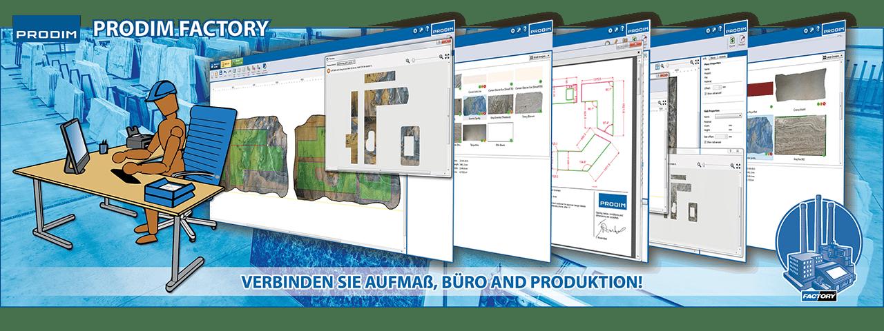 Slider - Prodim Factory Software. Klicken Sie hier, um mehr Informationen zu erhalten