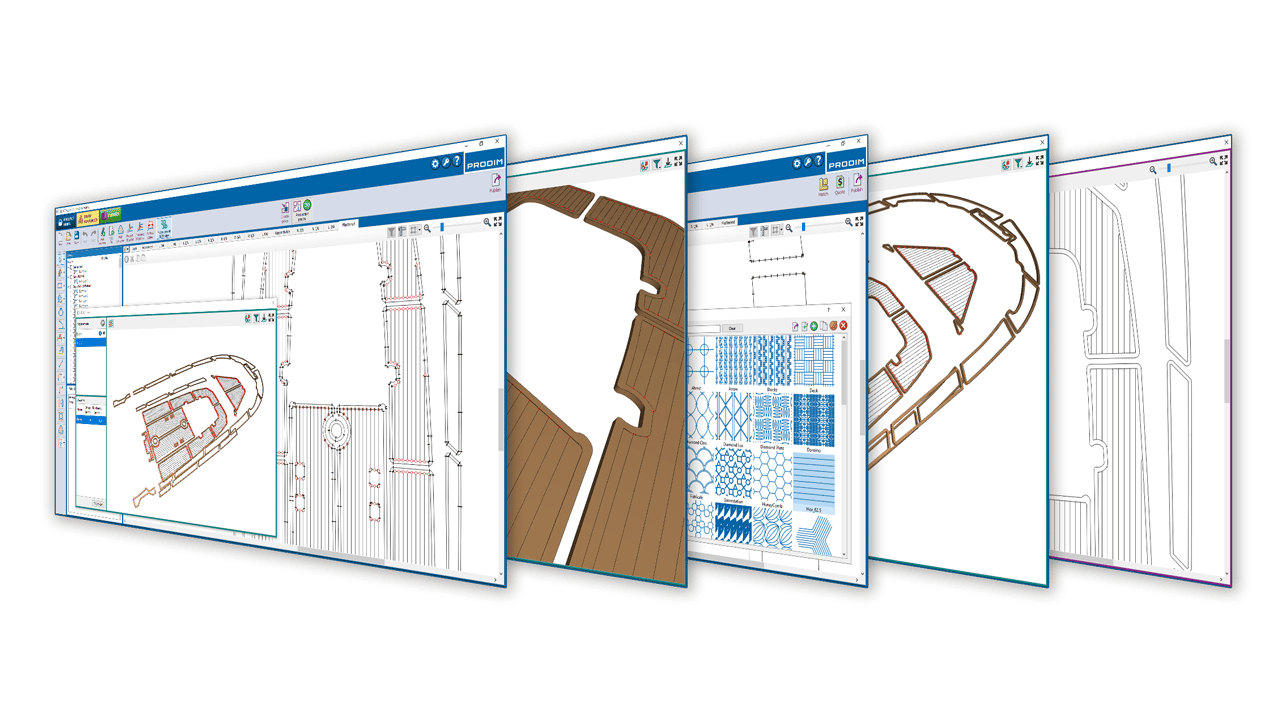 Prodim Factory Software - Schifffahrtindustrie