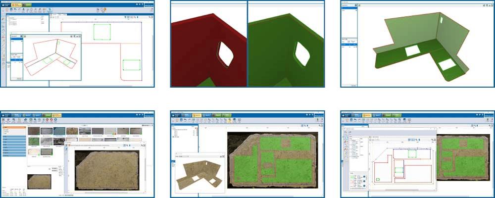 Bildschirmfoto - Prodim Factory Software - Steinindustrie