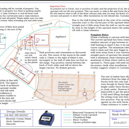 Prodim Proliner user - Seabrook Digital - Design Overlay
