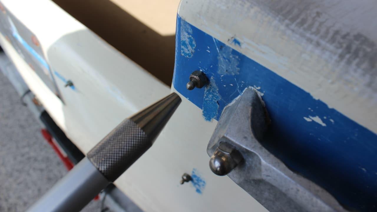 Proliner IPT - Hole Pen - Für Knöpfe und Befestigungselemente