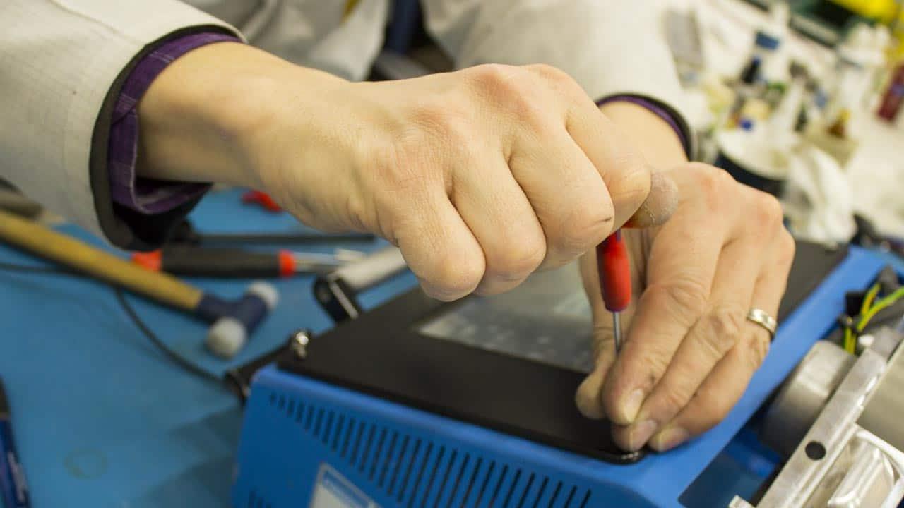 Proliner Wartung und Reparatur