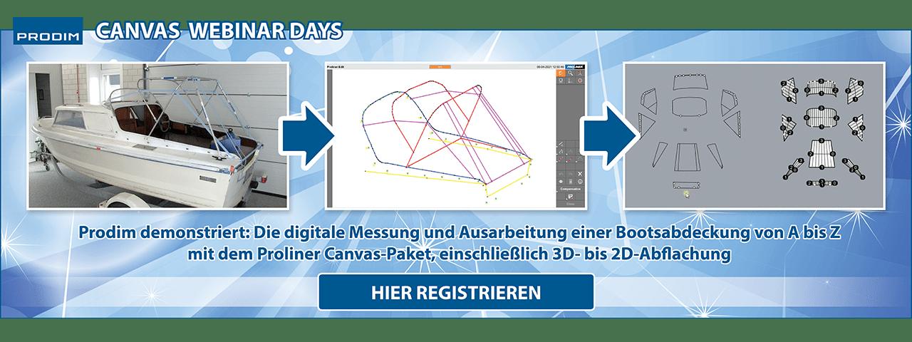 Slider - Prodim Canvas Webinar Days - Mai 2021 - Hier registrieren