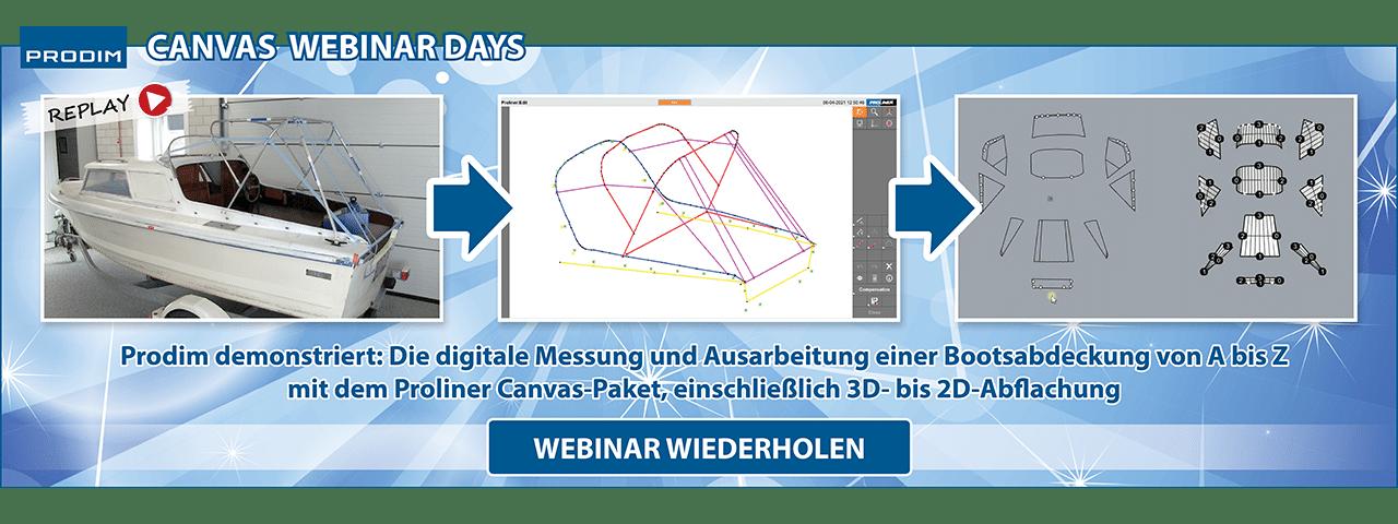 Slider - Prodim Canvas Webinar Days - Mai 2021 - Webinar wiederholen